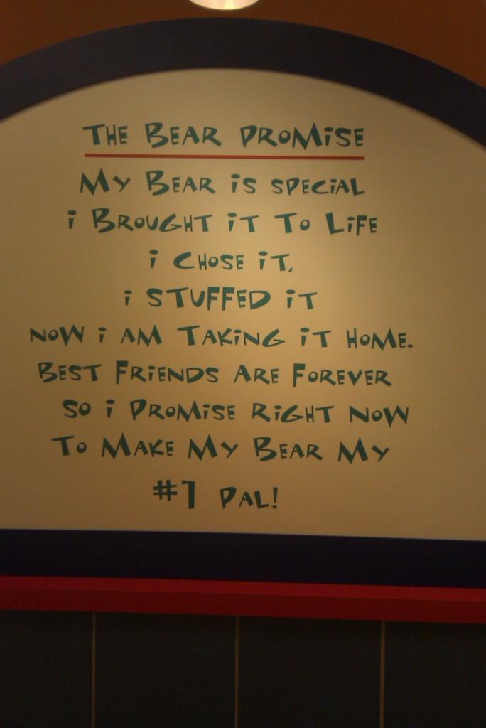 Build-A-Bear Credo