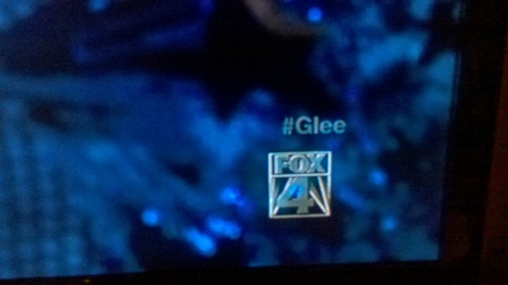 Glee Hashtag