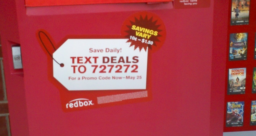 Redbox Interactive Out-of-Home Kiosk Shortcode
