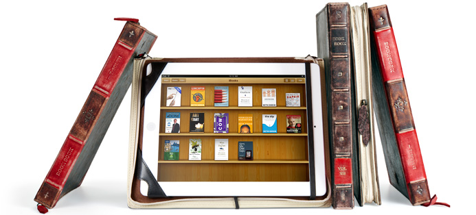 Book Book iPad Case