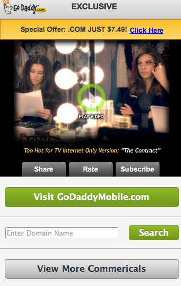 GoDaddy QR Code